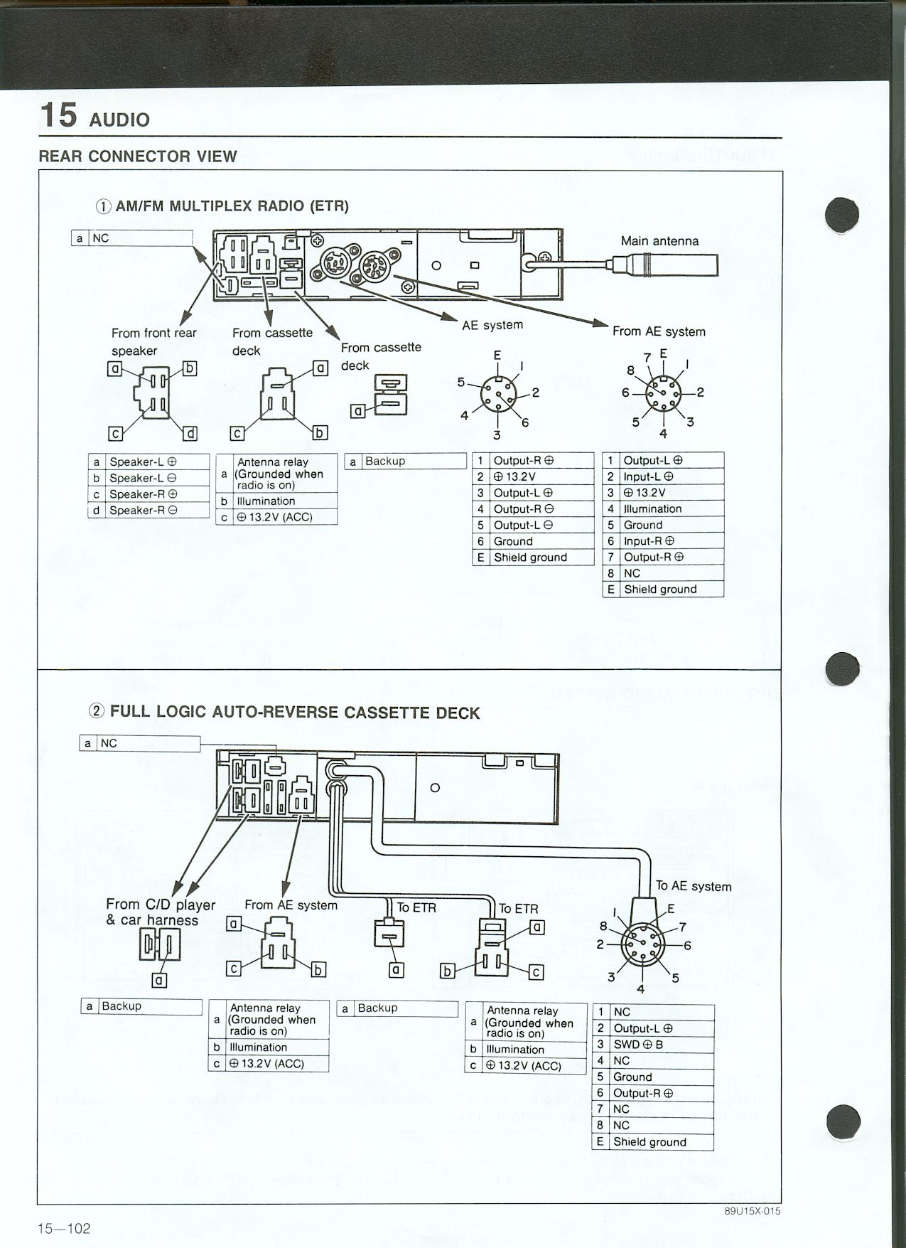 Mazda 929 Wiring Diagram Diagrams B2000 Ignition 1990 Forum Rh Forums Mazdaworld Org B2200