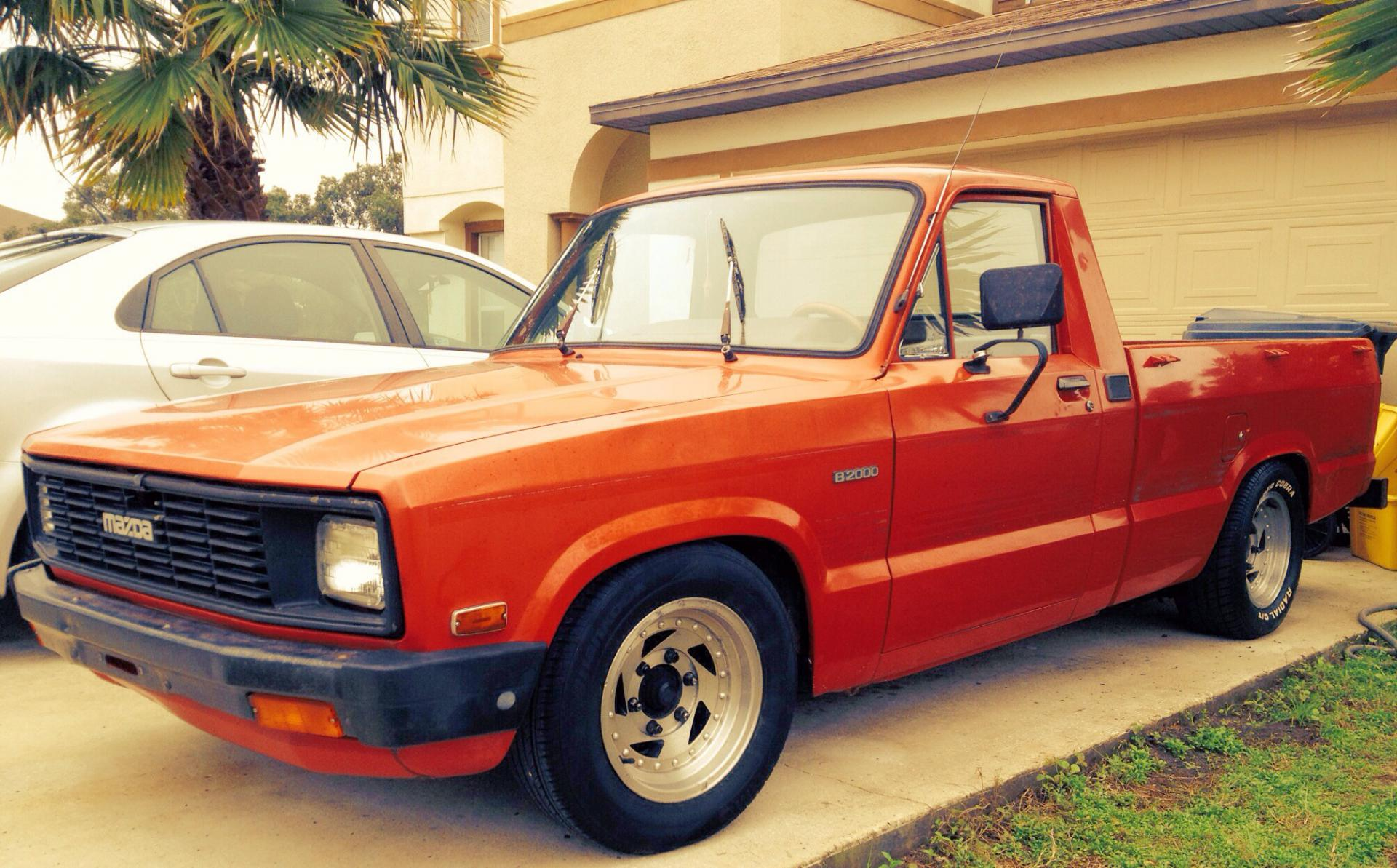 1984 Mazda B2000 Mazda Forum. Full resolution‎  file, nominally Width 1920 Height 1193 pixels, file with #B1281A.