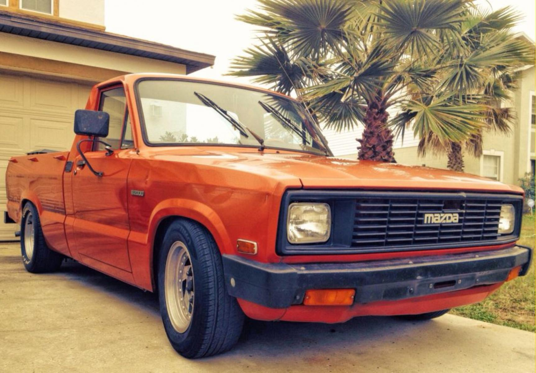 1984 Mazda B2000 Mazda Forum. Full resolution‎  file, nominally Width 1724 Height 1200 pixels, file with #A53626.
