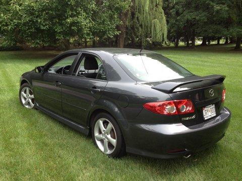 For Sale - 2004 Mazda 6i (23,300 miles) - Mazda Forum